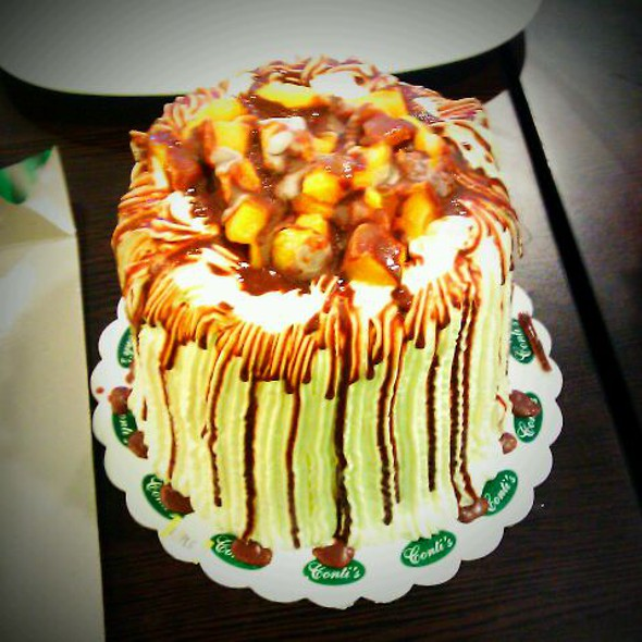 Mango Bravo Cake @ Conti's Solenad