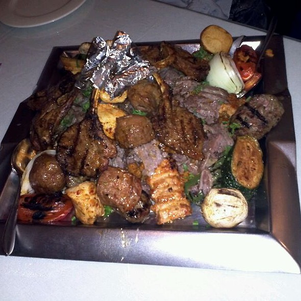 Anatolia mediterranean cuisine menu orlando fl for Anatolian cuisine