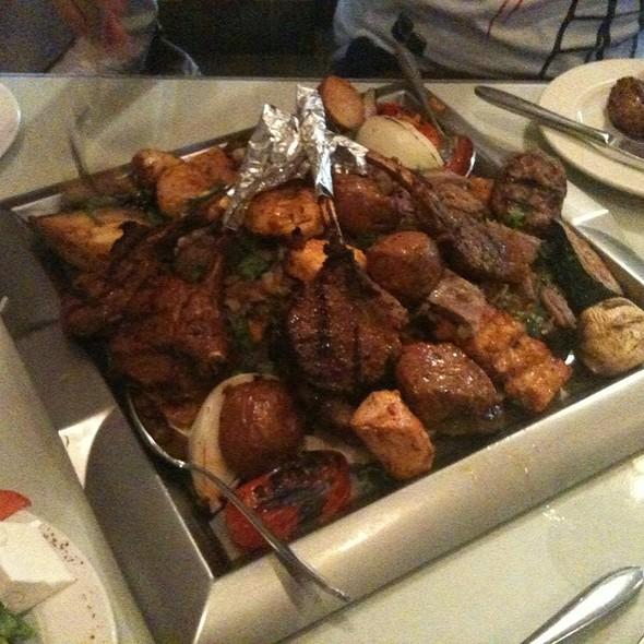 Anatolia mediterranean cuisine menu orlando fl for Anatolia mediterranean turkish cuisine