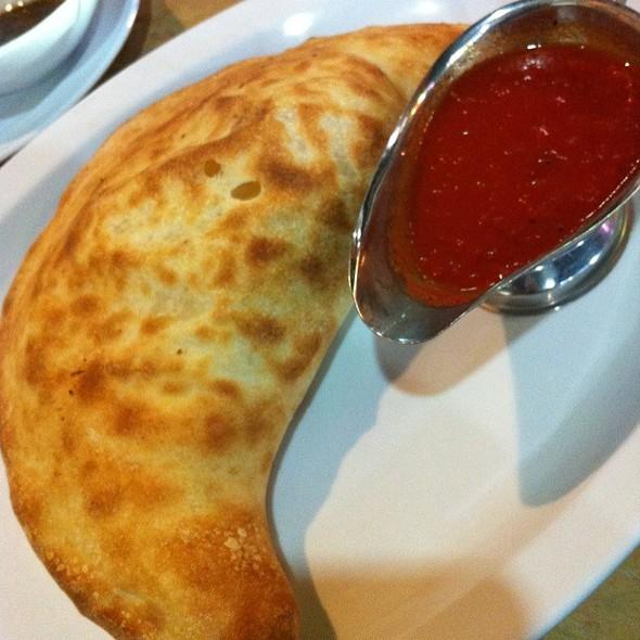 Calzone @ Big Italian Pizzeria