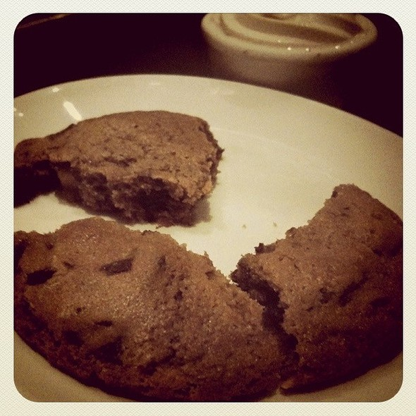 Mexican Chocolate Cookie @ Xoco