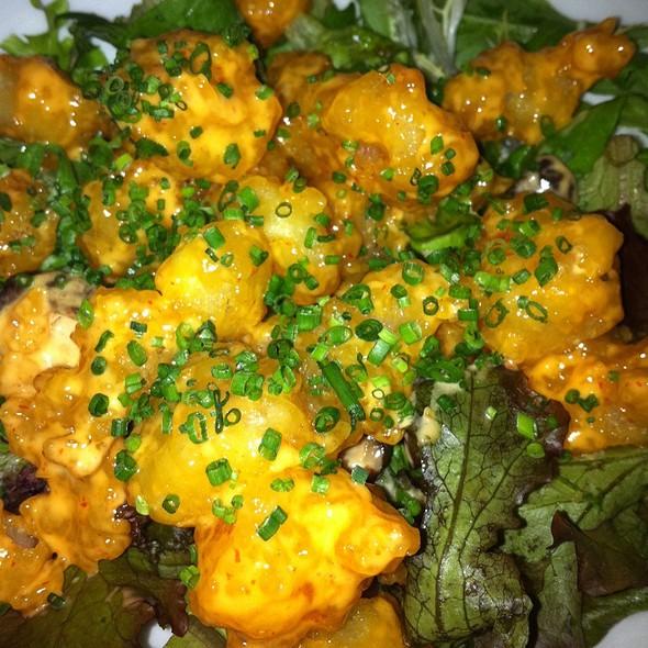 Rock Shrimp Tempura With Spicy Ponzu Sauce - Nobu San Diego, San Diego, CA