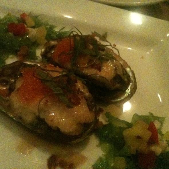 Big Island Baby Abalone Casino @ Hiroshi's Eurasian Tapas