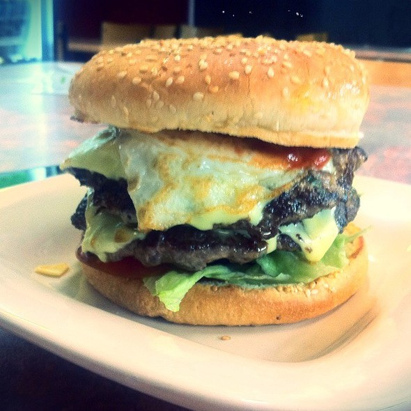 The Lot - Double @ Novembar Cafe & Takeaway