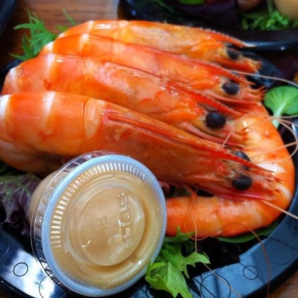 Prawns @ Sydney Fish Market