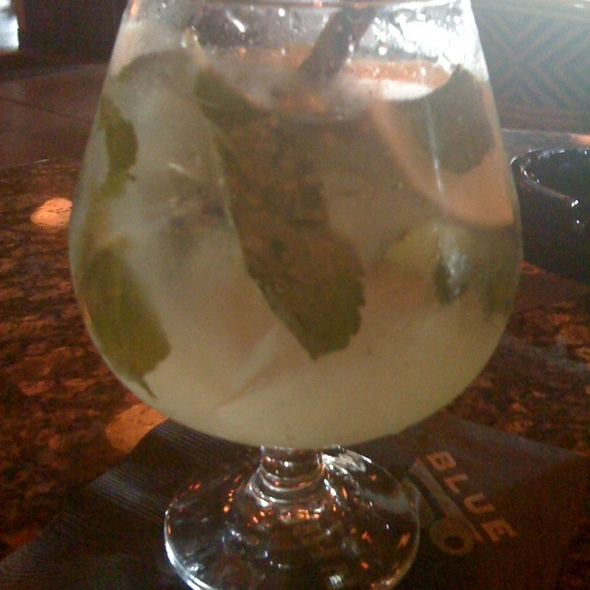 Mojito @ Blue Martini Ft Lauderdale