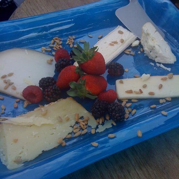 Cheese Plate @ Red Door Wine Market