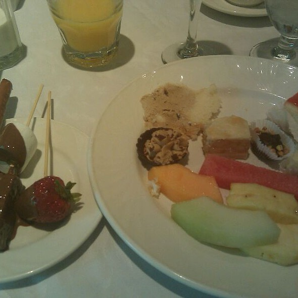 Desserts And Baked Alaska  - Allgauer's, Lisle, IL