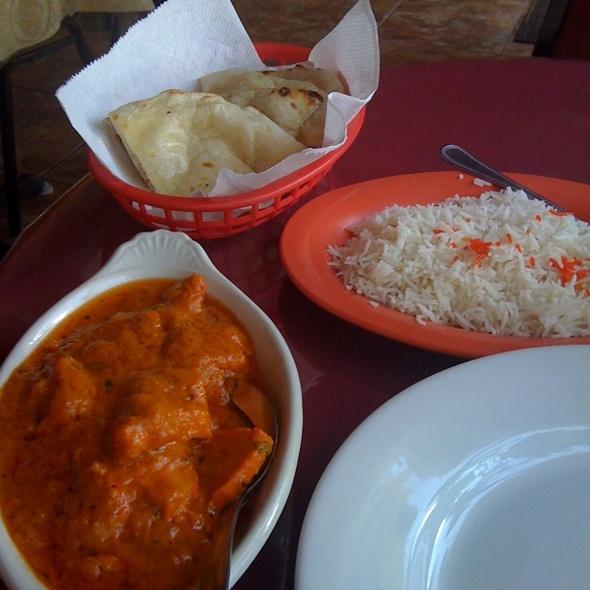 chicken tikka masala @ Bombay Marsala II