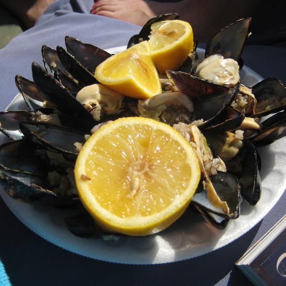 Mussels @ Çeşme