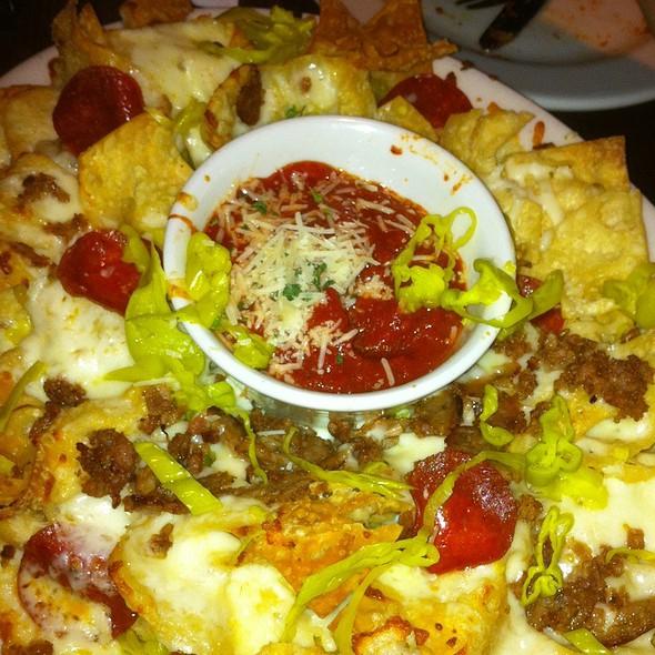 Italian Nachos @ Old Chicago Pizza