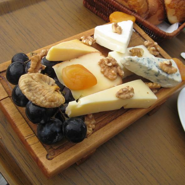 Cheese Plate @ Çeşme