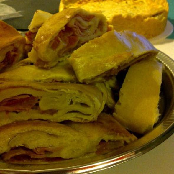 Torta de Queijo e Presunto @ DO's