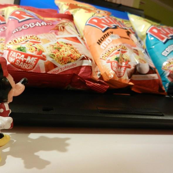 Ruffles Potato Chips @ Supermercados Mambo