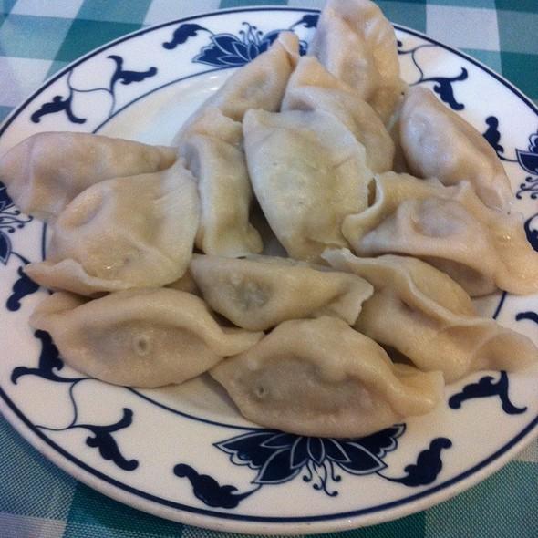 Pork and Fennel Dumpling @ Chef Liu Inc