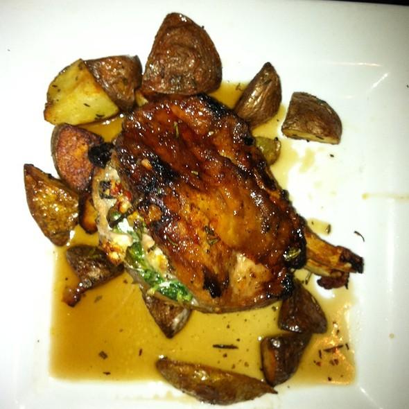 Stuffed Porkchop - Ricardo's Restaurant, Lacey, WA