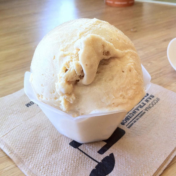 Salted Caramel Gelato @ Whole Foods Market
