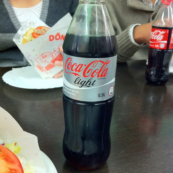 Coke Light @ Munich
