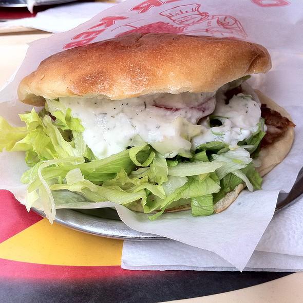 Döner Kebab @ Altin Dilim