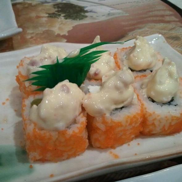 Bacon Tamago Maki @ Tempura Japanese Grill