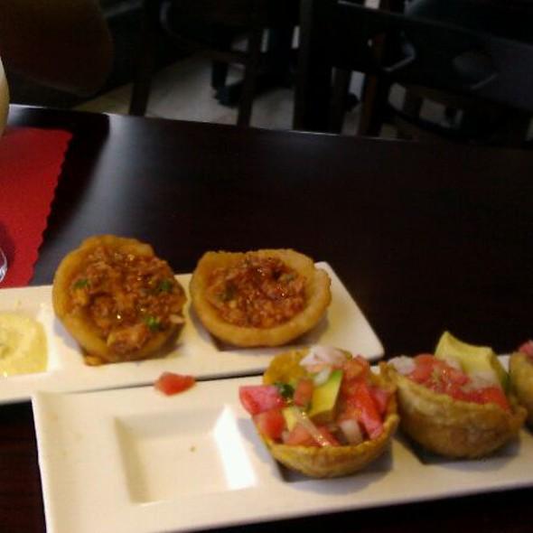 Tostones A La Vinagreta
