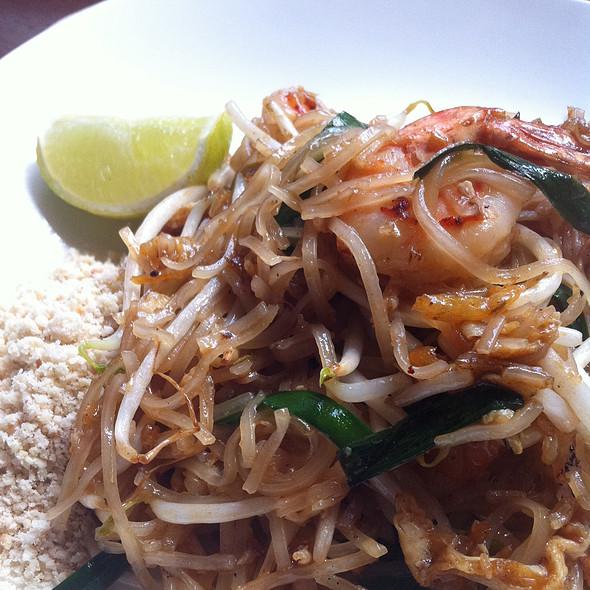 Pad Thai @ Busaba Eathai