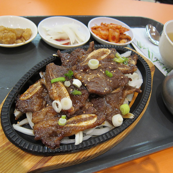 Galbi at H Mart in Upper Darby, PA