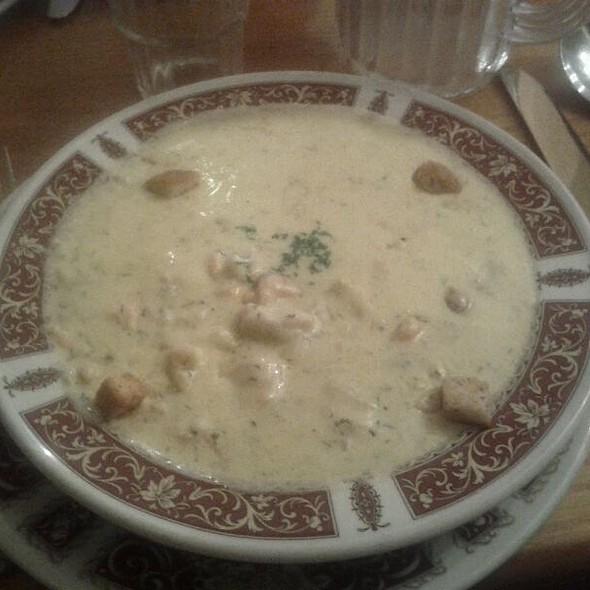 Seafood Chowder @ Caragh Resturant