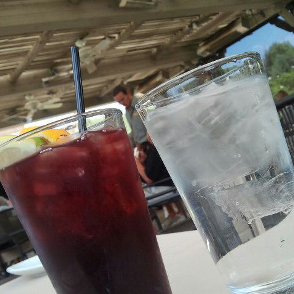 Red Sangria @ The Restaurant at Ponte Winery
