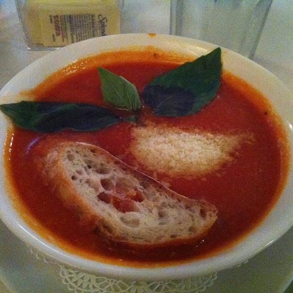 Tomato Soup @ Bread