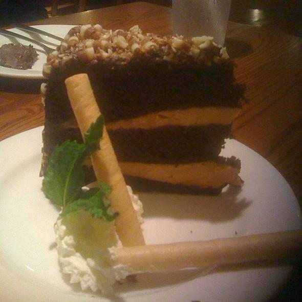 Bailey's Irish Cream Pie @ McBee's Irish Pub & Restaurant