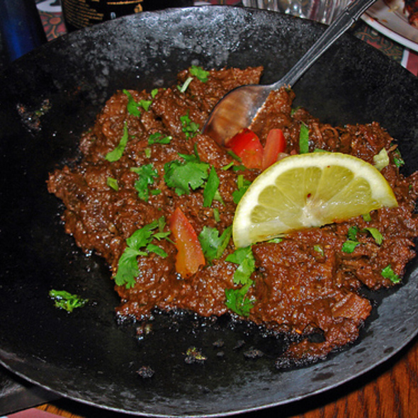 Dry Meat @ Tayyabs