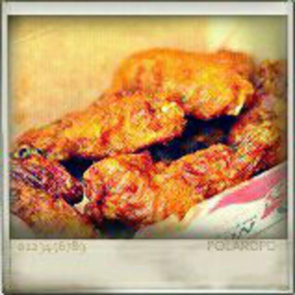 Bon Chon (Korean Fried Chicken) @ BonChon Chicken