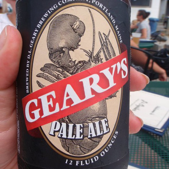 Geary's Pale Ale