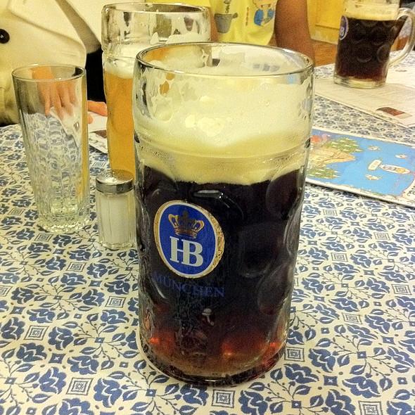 Dunkel Bier @ Hofbräuhaus am Platzl