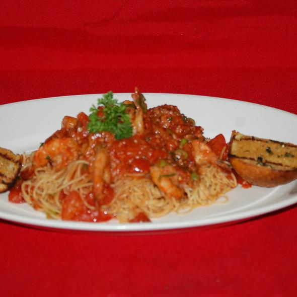 Spicy Shrimp - Hank's Bistro, Lawndale, CA