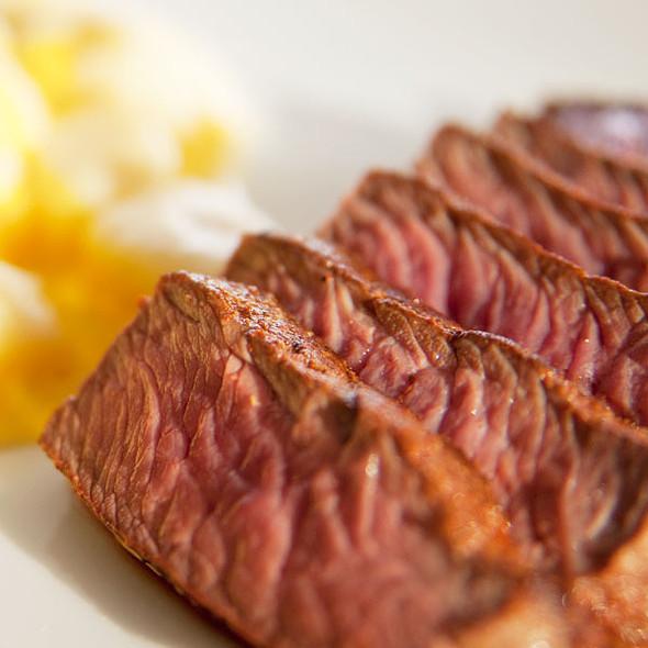 Ostrich Steak @ La Casa di Pen