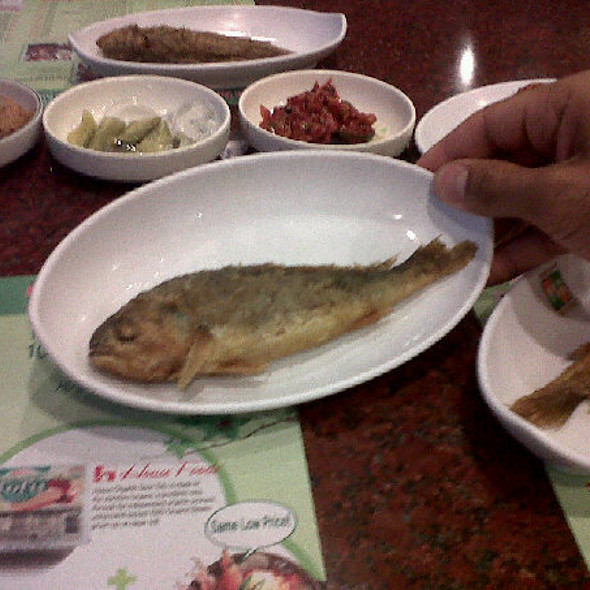 Tofu Soup with Kimchi @ B C D Tofu House Wilshire