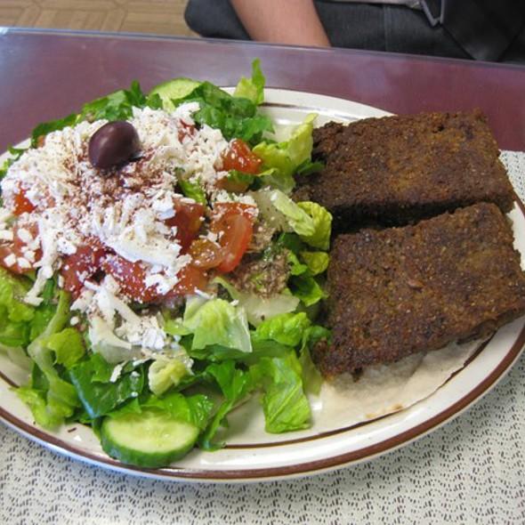 Hummus And Kibbee @ Maaloufs Taste of Lebanon