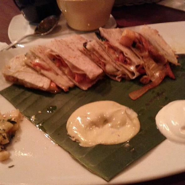 Chicken Quesadilla @ Yelapa Mexican Restaurant