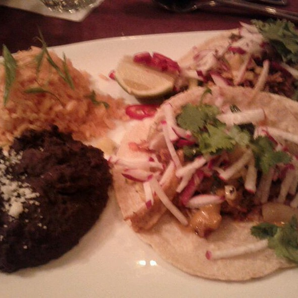Pork Tacos @ Yelapa Mexican Restaurant