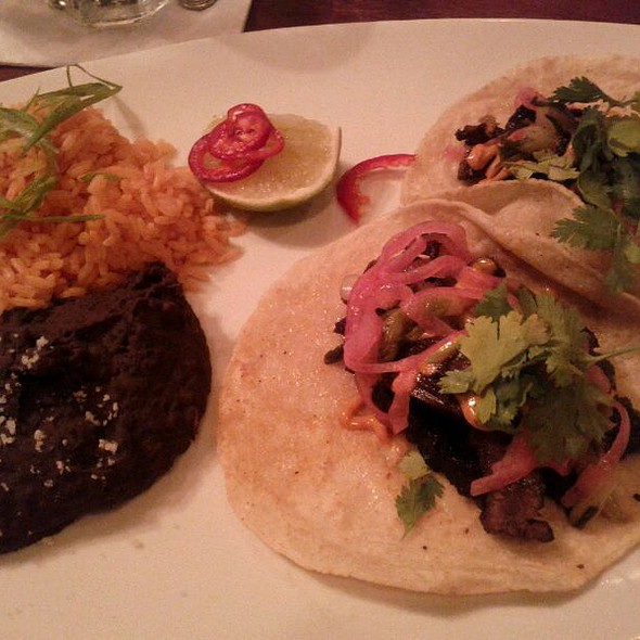 Carne Asada Tacos @ Yelapa Mexican Restaurant