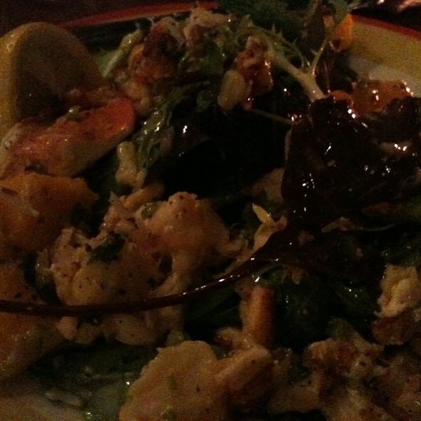 Maine Lobster Salad @ Max Cafe
