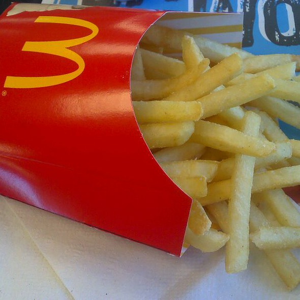 French Fries @ McDonald's
