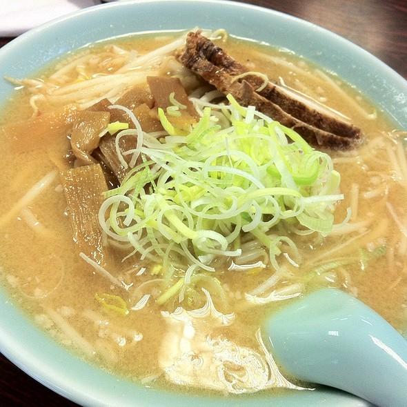 Miso Ramen @ Higuma