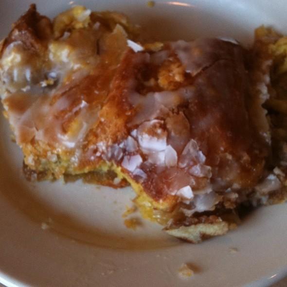 pecan cinnamon coffee cake @ Harner's Bakery and Restaurant