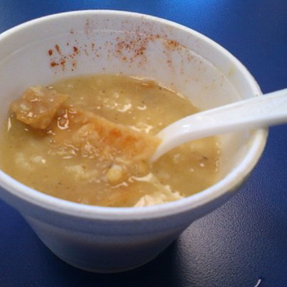 Chicken Soup @ Soumarelo Restaurant