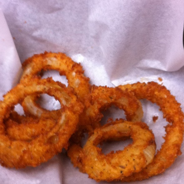 Onion Rings At Flips Patio Grill