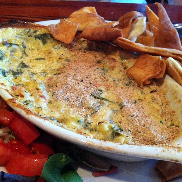 Spinach And Artichoke Dip - The Dogwood, Jamaica Plain, MA