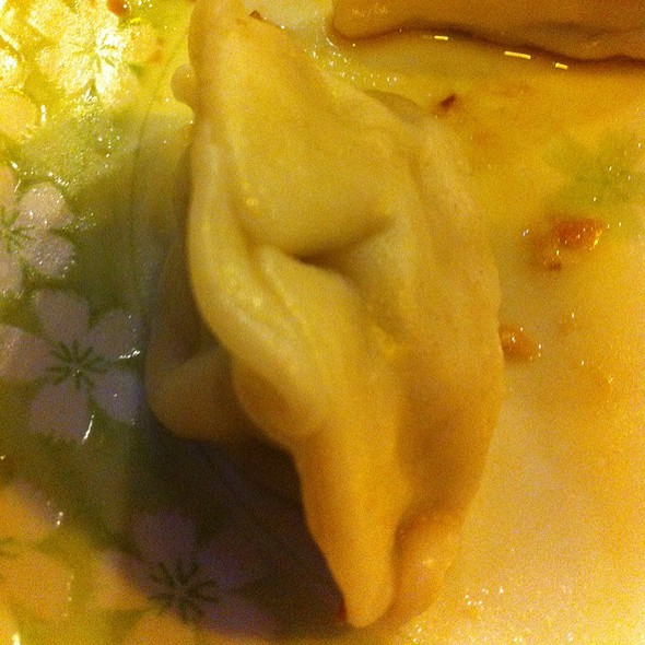 Steamed Dumplings @ Rose Tea Cafe